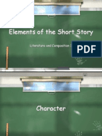 Elements of the Short Story