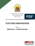 Modulo II - Monitorizacion Cardiaca