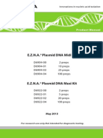 Omega Plasmid DNA Midi.maxi Kit Combo May 2013 Online