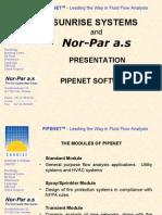 Pipenet Presentation