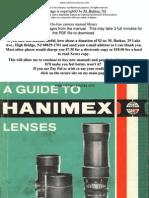 Hanimex Lenses