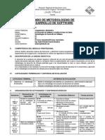 Sílabo+METODOLOGIAS+DE+DESARROLLO+DE+SOFTWARE