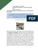 Unidad 1 Actividad 1  Acción comunicativa en los centros educativosLivian Navarro Caro
