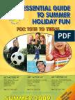 Ellesmere Port and Neston Summer Brochure 2009
