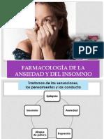 Farmacología de la ansiedad y del insomnio