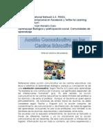 Acción Comunicativa wn los Centros Educativos