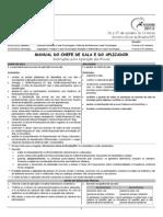 ENEM 2013 Manual Chefe de Sala Aplicador 5 7