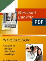 Merchant Banking - basics by saylee