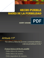 Hecho Punible Articulo 11 c Penal