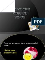 Active and Passive Voice p1