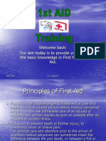 Firstaid Training