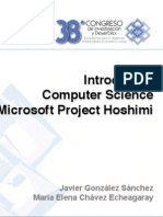Introducing computer science with Project Hoshimi   CIDTEC 2008