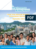 Long Term Housing Strategy 2013