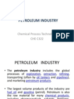 Petroleum Industry