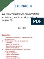 Proteinas_ii 2013 Est