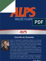 Apresentação ALPS Inglês Fluente
