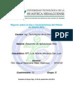Reporte MVC