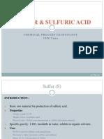 Sulfur_Sulfuric Acid Industry