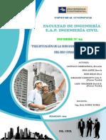 INFORME N° 4 PRECIPITACION DE CUENCA CUNAS