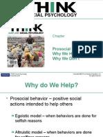 Social Psy- Prosocial Beh Ppt 1