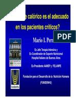 Aporte Calorico Dr Perman