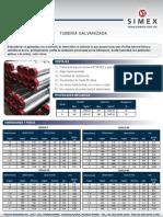 Catalogo Galvanizada