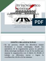 DISEÃ'O ORG. UNIDAD 2