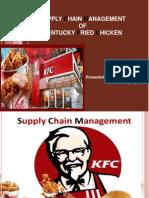 SCM of KFC