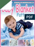 10 Crochet Baby Blanket Patterns eBook
