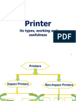 Printers,types ,working and use..ppt