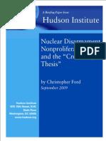 Nucenglear DisarmamentCF909