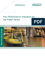 KPIs for the Pallet Sector