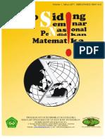 Prosiding Seminar Nasional Pendidikan Matematika