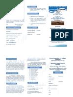 Web Mining & Web Security  Seminar Brochure