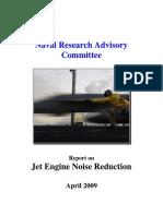 Jet Noise Report