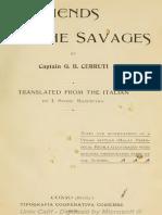 Cerutti, 'My Friends the Savages'