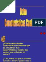 Carcteristicas cualitativas