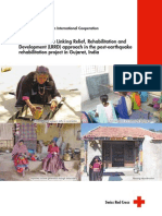 Implementing the LRRD Approach in Post Earthquake Rehabilitation in Gujarat