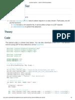Cascade Classifier — OpenCV 2.4.6