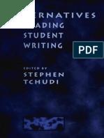 70498097 Alternatives to Grading Student Writing