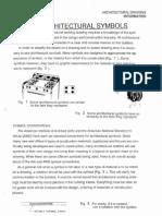 Architectural Symbols Packet I