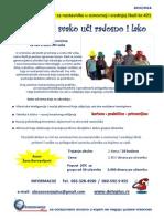 Akreditovan Seminar Za Nastavnike u OS i SS - Da u Skoli Svako Uci Radosno i Lako