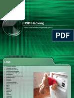 USB hacking. (UAT) / Oscar García López