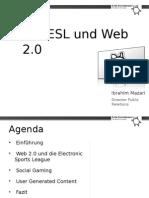 Gaming_Web2.0-ESL