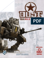 Dust_Warfare - Rules