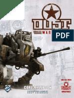 Dust_Warfare - Rules