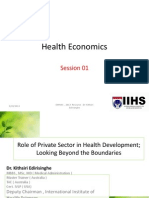 pp 01 - role of private sector - dr kithsiri edirisinghe - 17 09 2013