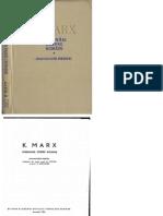 Marx Insemnari Despre Romani
