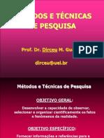 II. Metodologia do Trabalho Científico aula completa [Modo de Compatibilidade] [Reparado]
