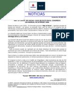 Boletín No. RP-0907-012 caso Suzuki